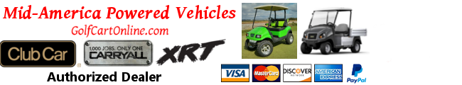 GolfCartOnline.com (Mid-America Powered Vehicles)